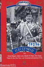 L' oro di Napoli (1954) VHS BMG Parade video 1a Ed. Totò Loren  De Filippo