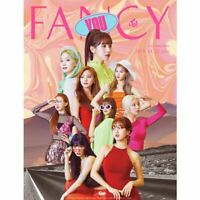 TWICE FANCY YOU 7th Mini Album CD+Photobook+Photocard+Etc+Tracking Code
