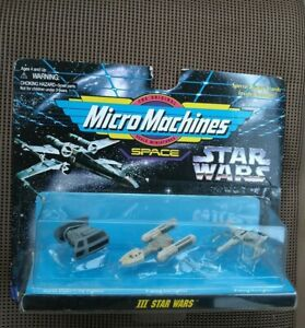 1996 Galoob Star Wars Micro Machines Collection III