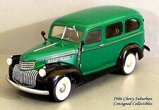 Franklin Mint 1946 CHEVROLET SUBURBAN 1/24 MIB!