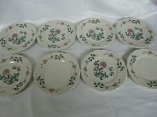 Set of 8 Syracuse China Restaurant Ware  Summerdale Pattern side/bread plates