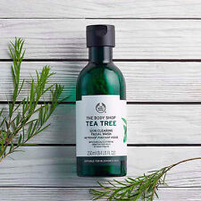 The Body Shop TEA TREE SKIN CLEARING FACIAL WASH Face New 250 ml 8.4 oz
