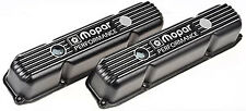 Mopar Performance P5007614 Black Aluminum Valve Covers 383/400/440 Big Block