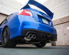 2011-15 Subaru STI Sedan Agency Power Catback Exhaust w/ Quad Tips GRBS-170S