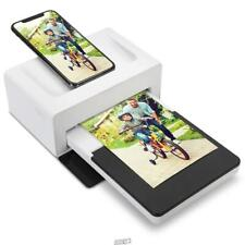 Kodak Imation Smartphone Charging Photo Printer Dock Dual iphone/android 4X6