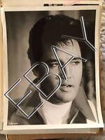 Elvis Presley vintage original press photo Re: Speedway