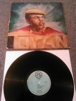 TOYAN - S / T LP RARE ORIGINAL J&L CANADA JJ-061 SLY ROBBIE ANSELL CHANNEL ONE
