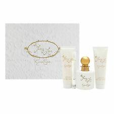 Fancy Love by Jessica Simpson for Women - 4 PC Gift Set 3.4oz EDP Spray 0.34oz
