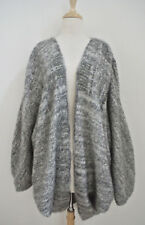 Art to wear Cocoon sweater jacket FROG HOLLOW CREATES Dolman sleeves Textile