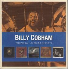 Billy Cobham / 5 Original Albums (5-CD-Box-Set, NEU!)