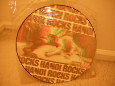 HANOI ROCKS PICTURE DISC 1984 PROMO MIKE MONROE DON'T LEAVE ME