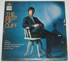 Philippines CLIFF RICHARD The Best Of Cliff LP Record
