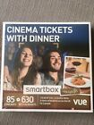 Buyagift Box Cinema Tickets & 3 Course Dinner for 2 valid for 2 years RRP £59.99