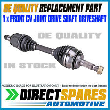 ( LEFT or RIGHT ) CV Joint Shaft HOLDEN COLORADO RC 7/08-5/12 PETROL DIESEL 4WD