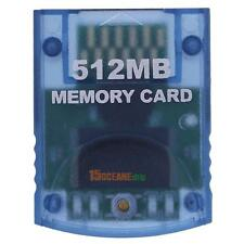 512MB Memory Card Stick for Nintendo Wii Gamecube NGC Console Video Game