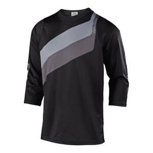 Troy Lee Designs Mens Adult Ruckus Prisma Jersey Black/Gray MTB/BMX/Bike 3184932