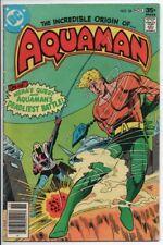 Aquaman #58 Nov. 1977 DC Comics FN Movie Coming soon! Aquaman Origin and Mera