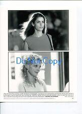 Amanda Peet Amanda Detmer Saving Silverman Original Movie Still Press Photo
