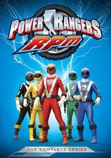 Power Rangers: RPM The Complete Series [New DVD] Boxed Set, Full Frame
