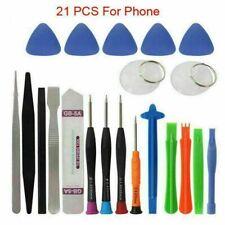 21 in1 Spudger Pry Opening Tool Screwdriver Set Repair Tools For Cell Phone UKDL