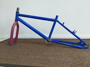Bmx dyno nitro 1997 frame,forks not original,read description.
