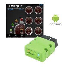 ELM327 OBD2 OBDII Car Diagnostic Tool Code Reader Scanner For Android Phone
