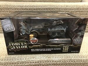 Unimax Forces of Valor 1:32 U.S. M16 Halftrack, 457th AAA Ardennes 1944 No 81203