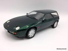 Porsche 928 S Turbo Kombi Artz 1979 met.grün 1:18 Ixo Premium X  > NEU <