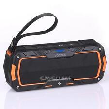 VODOOL Outdoor Sport Cycling Bluetooth 4.1 AUX Speaker Waterproof Dustproof NEW