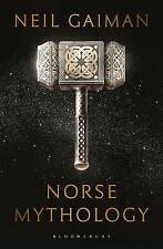 Norse Mythology Hardback Book 01 Edition 2017 by Bestselling Author Neil Gaiman