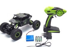 RC Rock Crawler Conqueror grün 4WD M 1:18 2,4 GHz inkl Akku NEU