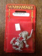Warhammer orcos & goblins. orcos salvajes Arrer Boyz, Arqueros. Sellado. Metal.