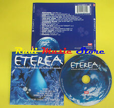 CD ETEREA 2 compilation 2000 MOBY MORCHEEBA CLANNAD BASSEY (C5) no mc lp dvd vhs
