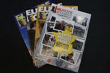 CHESS MAGAZINES Lot of 4 EUROPE ECHECS magazines Mai- September 2012 Francais