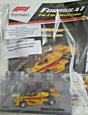 F1 FORMULA 1 = THE MODEL CAR COLLECTION # 119 = ATS - PC4 - 1977