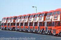 London Transport RTs Barking Garage 6x4 Bus Photo Ref L73