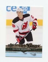 14/15 UPPER DECK YOUNG GUNS ROOKIE RC #232 DAMON SEVERSON DEVILS *61968