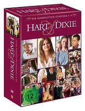 HART OF DIXIE 1-4 DIE KOMPLETTE DVD STAFFEL / SEASON 1 2 3 4 DEUTSCH