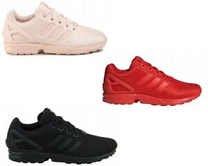 Adidas Genuine ZX Flux Women`s Ladies Girls Trainers Casual Shoes Quality UK