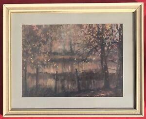 Original Irish Art Oil Painting Of An Irish Autumnal Landscape By Kieran McGoran