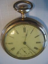 Antique Omega / Regina Watch Co. Gold Filled Swiss Made 1920's Pocket Watch