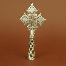 Vortragekreuz aus Äthiopien, Koptisch Orthodox Ethiopian Ethiopie Croix Religiös
