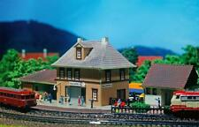 Faller Hobby 232541 Railway Station Waldkirch, Kit Miniatures N Gauge (1:160)