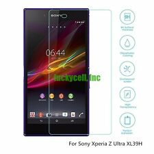 Tempered Glass Screen Protector For Sony XPERIA Z ULTRA XL39H C6802 C6806 C6833