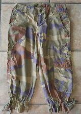 Women's Victoria's Secret- London Fog Chino Capri Pants Size 2. Camo Capri Pant