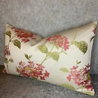 "Country Floral Cushion Cover JOHN LEWIS & PARTNERS ""Floirbunda"" Fabric"