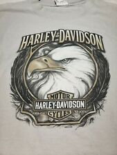 Harley-Davidson French Lick, Indiana T-Shirt Mens Large Eagle Aces Casino HDMC