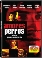 Amores Perros [New DVD] Subtitled, Widescreen