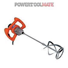 Vitrex MIX1400 240V 1400W Plaster Mortar Power Mixer