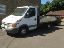 IVECO DAILY 3.5 t DROPSIDE TRUCK